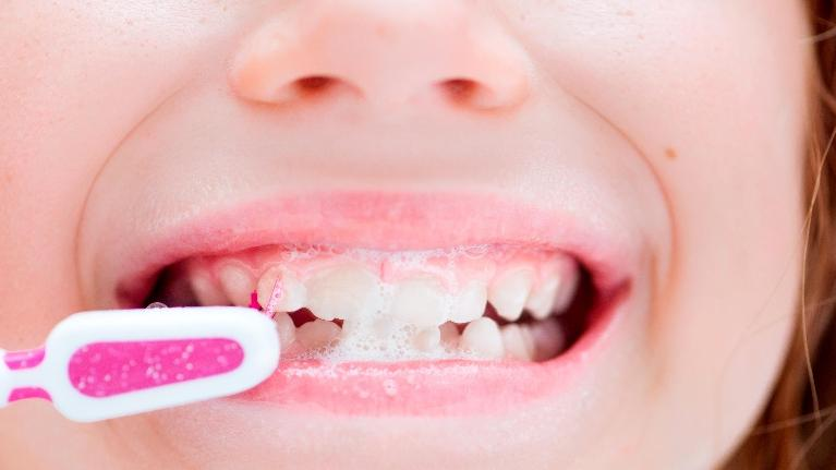Child Brushing Their Teeth | Family Dentist in Cumberland IN